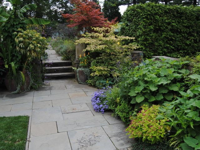 chanticleer terrace garden