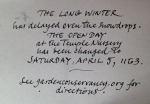 2014 hitch lyman open days
