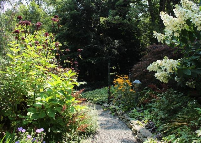 jeans garden
