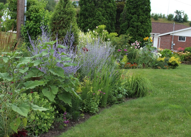 front border