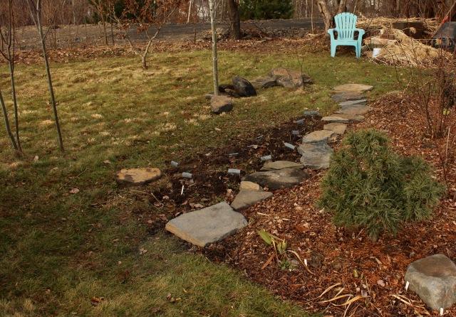 garden path stones