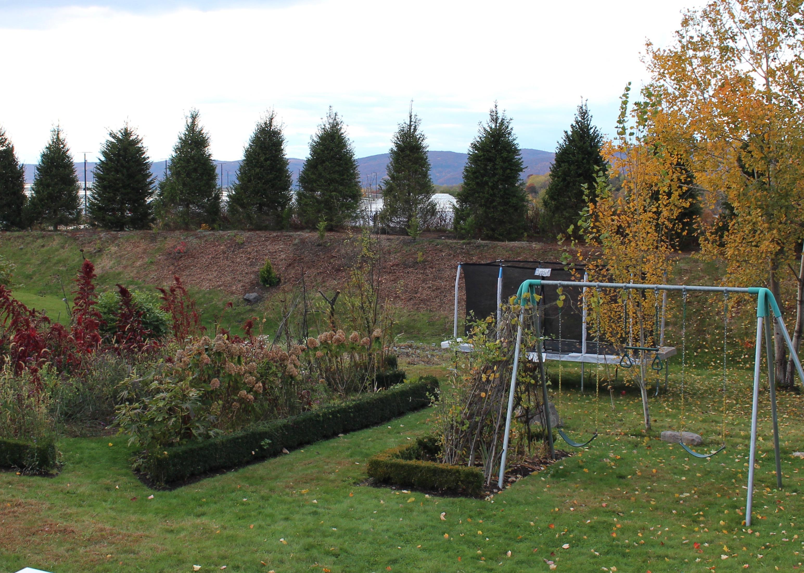 berm planting